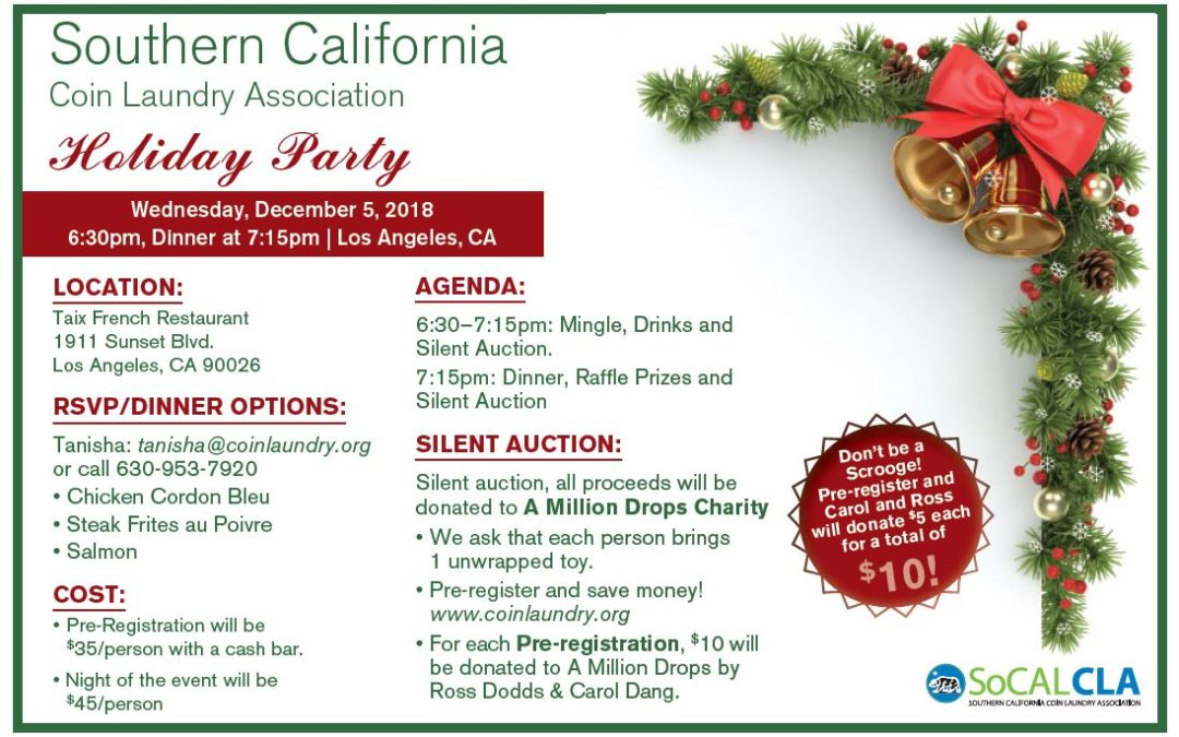 SoCal Holiday Party