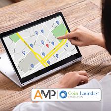 AMP Digital Marketing for Laundromats