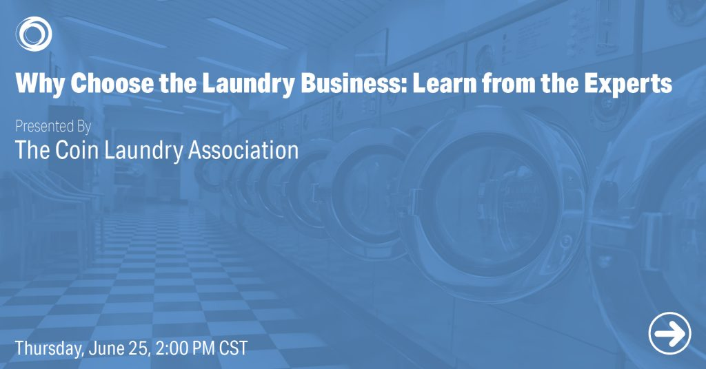 Why Choose the Laundry Industry