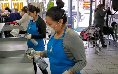 Laundromats Are Essential: Exclusive Video Premiere